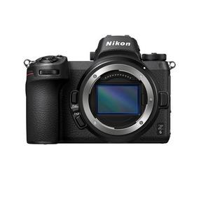 Cámara Nikon Z6 Fx Mirrorless Cuerpo