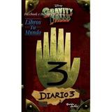 Gravity Falls Diario 3 Pasta Blanda + Poster Gratis Español