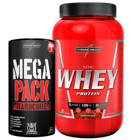 82aafcd18 Kit Mega Pack Whey - Whey Protein para Massa Muscular no Mercado Livre  Brasil