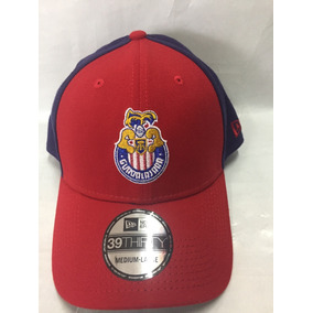 Gorra Puma Chivas New Era 100% Original 39thirty Jalisco fd9c8763137