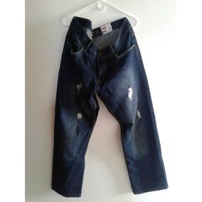 Blue Jeans Para Caballero Marca Hollister Talla 38x34
