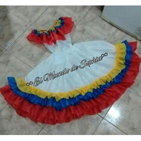 Disfraz Traje Típico De Colombia
