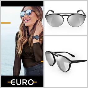 d626cc33eb339 Oculos De Sol Feminino Da Euro Espelhado - Óculos no Mercado Livre ...