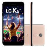 Smartphone Lg K9 Tv, Dourado, Lmx210, Tela De 5 , 16gb, 8mp