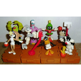 Looney Tunes, Colección Space Jam!!! Mac Donalds 1996