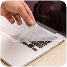 Película Proteção De Silicone Teclado Notebook E Computador
