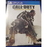 Call Of Duty Advanced Warfare Ps4 Oferta Solo Hoy