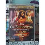 Dvd Os Feiticeiros De Waverly Place O Filme - Selena Gomez