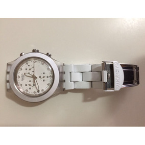 23d7094a356 Relogio Swatch Feminino Branco - Relógios De Pulso no Mercado Livre ...