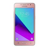 Celular Smartphone Galaxy J2 Prime 16gb Rosa Samsung