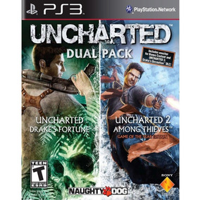 Uncharted Greatest Dual Pack Psn Ps3 Envio Na Hora!!!