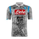 ca4b92303 Camisa Do Napoli Da Italia - Futebol no Mercado Livre Brasil