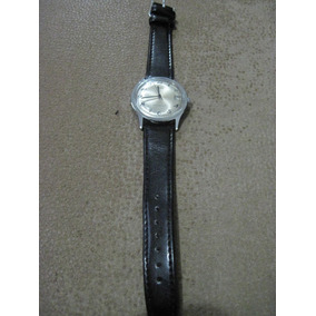Reloj Timex Para Caballero ,caratula Plateada,hermoso, En M