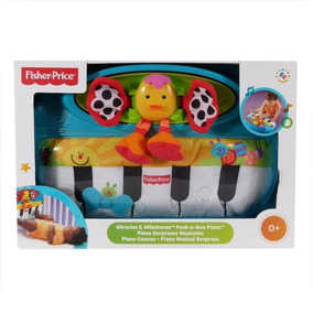 Piano Fisher Price Sorpresa