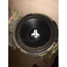 Bajo 15 Pulgadas Dual 2 Jl Audio W3