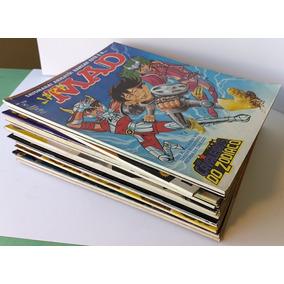 Lote Revistas Mad Antigas
