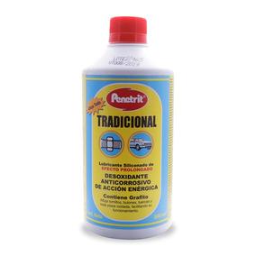 Desoxidate Anticorrosivo Penetrit Tradicional X 500 Ml