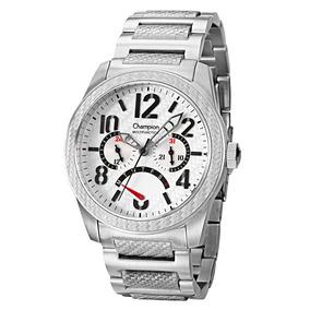 db345777dc5 Relogio Ponto Dimas Champion Masculino - Relógios De Pulso no ...