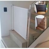 Puerta Retráctil Roll Door® Originales Blanco Marrón Y Negro