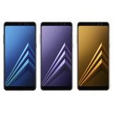 Samsung Galaxy A8 2018 32gb 4gb 16mp 4g 3g Fm 5.6
