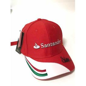 Bone Ferrari Original Santander - Bonés para Masculino no Mercado ... fc757103658