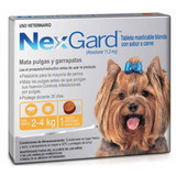 Farmacia Veterinaria, Mascotas Antipulgas, Nexgard.