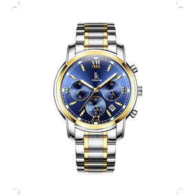 f2c71f70e4b Relógio Ik Skeleton 98399g Ms - Relógios no Mercado Livre Brasil