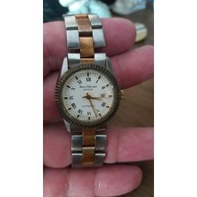 e12e7e6b3f4 Relogio Jean Vernier Geneve Ouro - Relógios no Mercado Livre Brasil