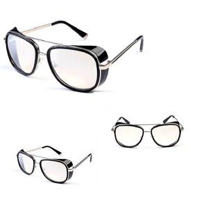 Óculos Iron Man Lentes Transparente Fashion Estilo Soldador 9b362a9df8