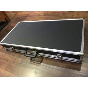 Hard Case De Pedais Case Preto 90x40x11cm - Novo!!