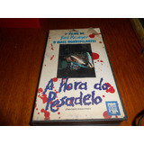 Filme Vhs A Horas Do Pesadelo.