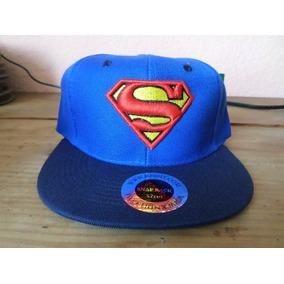 58552657f5f23 Gorras De Superman - Gorras de Hombre en Mercado Libre México