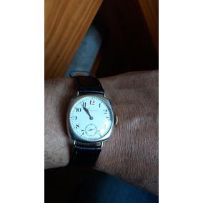Reloj Pulsera Longines Caja De Plata Hombre A Cuerda