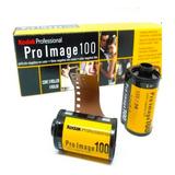 Rollo Kodak Pro Image 36 Fotos 100 Asas 35mm Vence 05/2020