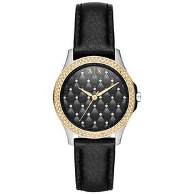 6caadf8c2dfc Extensible Para Reloj Armani Exchange Ax 1068 - Reloj para Mujer en ...