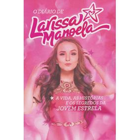 6fa010e4237df Diario Larissa Manoela - Outros no Mercado Livre Brasil