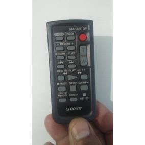 Control Remoto Sony Para Filmadora Modelo Sony Dcr Hc32
