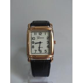 5a0fb3bd919 Relogio De Ouro Quadrado - Joias e Relógios no Mercado Livre Brasil