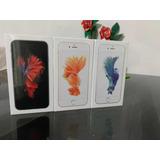 Iphone 6s 32gb Novo 1 Ano Garganta Apple