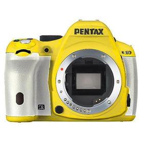 Pentax K-50 16mp Digital Slr Cámara Con Pantalla Lcd De 3 Pu