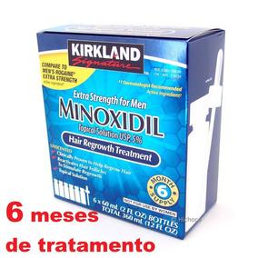 Kirkland Kit Com 6x6ml Caixa Lacrada + Aplicador