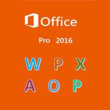 Licencia Office Pro 2016