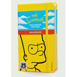 Moleskine The Simpsons Notebook Pocket Hc Amarilla Nuevo