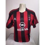 3be0fa5151 Camisa Milan 2003 - Camisa Milan Masculina no Mercado Livre Brasil