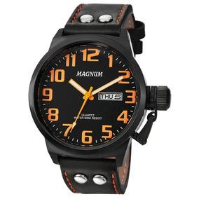 Relógio Magnum Masculino Analógico Ma32952j