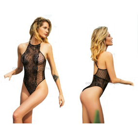 Body Sexy Colaless De Puntilla Y Tul Lody Art 5253 53df2bc5e94a