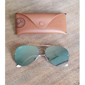 Blazer Azul Agua Ray Ban Aviator - Óculos no Mercado Livre Brasil 59f96b02e1
