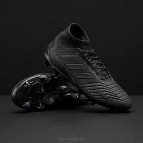wholesale dealer 31e08 0fa75 Botas De Fútbol - adidas Predator 18.3 Fg - Negro