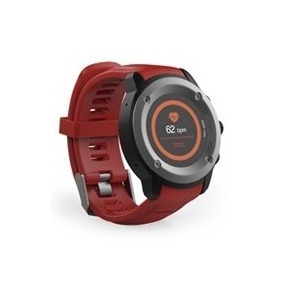 Ghia Smartwatch Draco/1.3 Touch/heart Rate/bt/gps/gac-0 Rojo