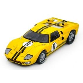 Miniatura 1966 Ford Gt40 #8 Le Mans 24 Hours Escala 1/18